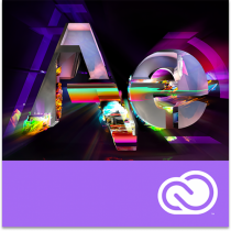 Adobe After Effects CC (Named User) (Pro Rata License)