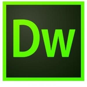 Adobe Dreamweaver CC (Named User) (Pro Rata License)